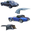 Cobra Replica Roofs and Soft Tops
