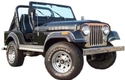 Jeep CJ5 Fiberglass Body, Complete Kit 1976 thru 1983