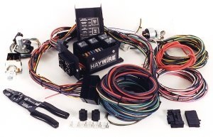 29 A Roadster Replica Electrical Wiring, Lights and Gauges