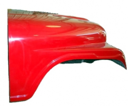 Jeep Fiberglass Replacement One Piece Front End