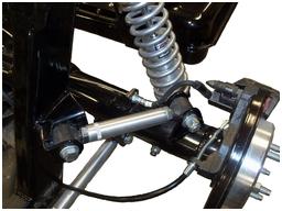Cobra Replica Rear Suspension and Components