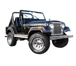 Jeep Fiberglass Bodies