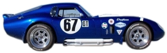 Daytona Coupe Replica Body, Body Parts, Electrical and Accessories