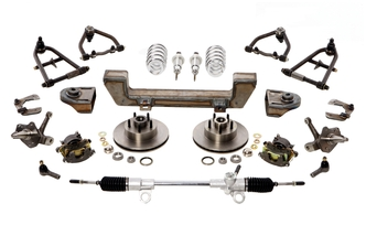 Daytona Coupe Replica Complete Front Suspension Kits