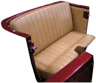 29 A Roadster Replica Interior, Carpet, Door Panels and Seats