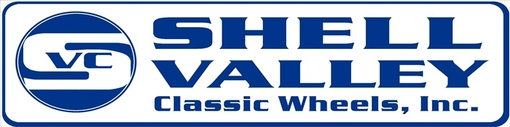 Copyright 2012 Shell Valley Classic Wheels Inc. All Rights Reserved