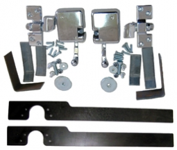 Door Latch Mounting Kit