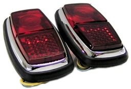 Cobra Replica Rectangular Tail Lights