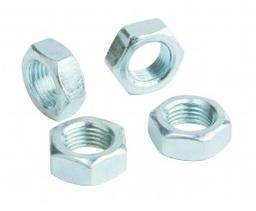 QA1 LH Steel Jam Nuts