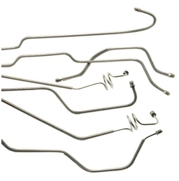 Cobra Replica Preformed Brake Line Kit