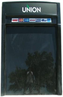 Fiberglass Bank ATM Cover