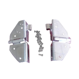 Jeep Stainless Steel Windshield Hinges