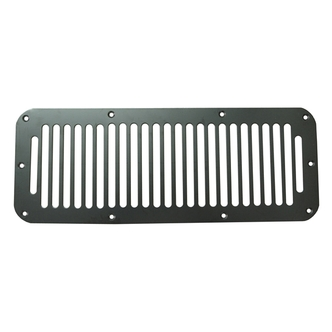 Jeep Hood Vent Black (Fits all Jeep CJ's 1978 to 1986)