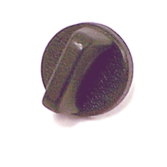 Jeep Interior Windshield Knob (Black)