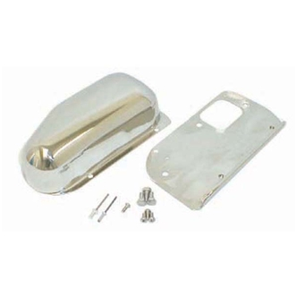Jeep Stainless Wiper Motor Cover (CJ)