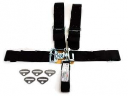 Cobra Replica Seat Belts and Accessories