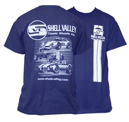 Shell Valley Classic Wheels Inc. T-Shirt