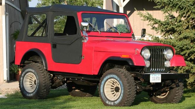Brett P. Jeep