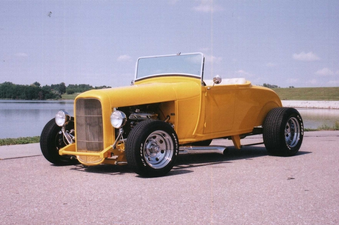 Jack O. 29 A Roadster