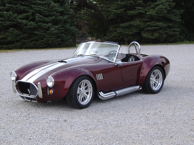 Jim T. Cobra Replica