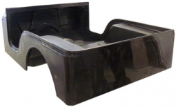 Jeep CJ5 Fiberglass Body Tub 1976 thru 1983