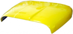 Fiberglass Hood for Jeep YJ Wrangler 1987 thru 1995