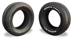 Cobra Replica Tires