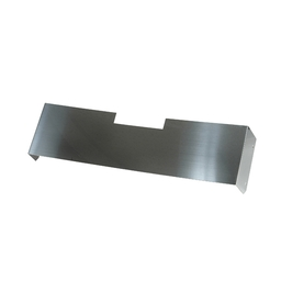 Jeep Stainless Steel Front Frame Cover