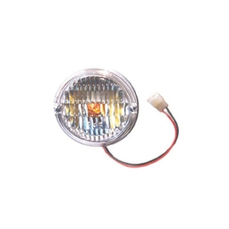Jeep Clear Park Lamp Lens Assembly