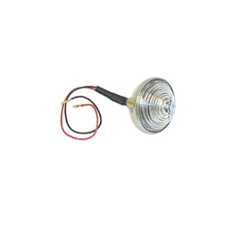 Jeep CJ 1955 to 1971 Clear Park Lamp Assembly