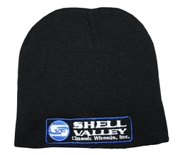 Shell Valley Classic Wheels, Inc. Beanie
