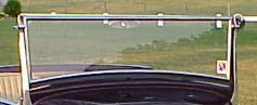 29 A Roadster Replica Windshield