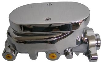 Cheetah Replica Brake Master Cylinders and Brake Lines