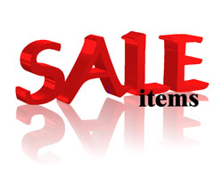 Used, Scratch and Dent Sale Items