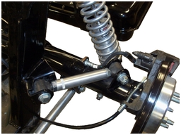 Cobra Replica Rear Suspension and Components
