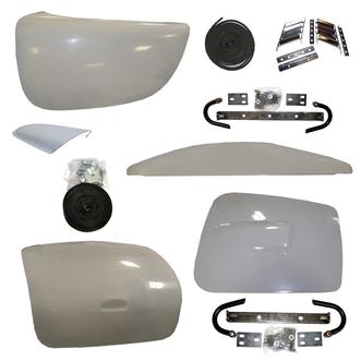 Cobra Kit Car Replica Body Parts and Accessories