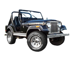 Jeep Parts, Bodies, & Accessories