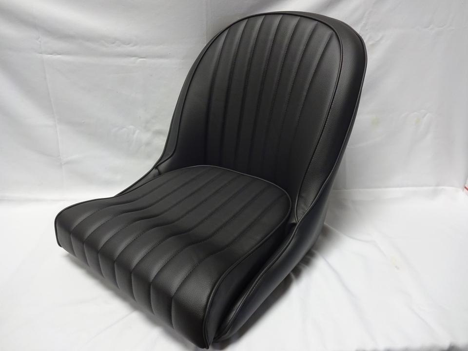 Cobra Replica Upholstered Seats, Seat Shells and Seat Tracks