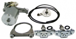 Windshield Wiper Assembly, Arms and Blades