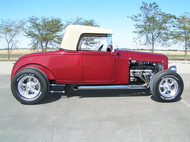 Ed O. 29 A  Roadster