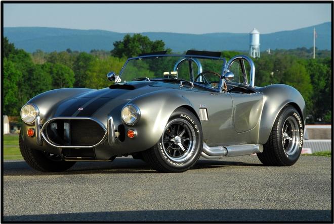 Rob W. 427 Cobra Replica