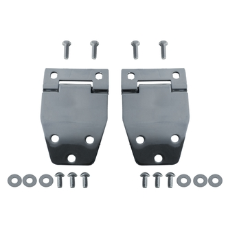 Jeep Stainless Steel Hardtop Lift Tailgate Hinges