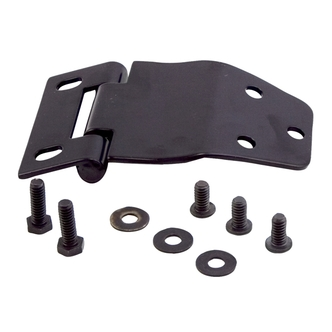 Jeep Black Hardtop Liftgate Hinges (Fits CJ7's 1976 to 1986)