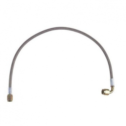 Braided Brake Line with 90 Degree End
