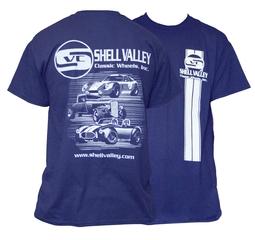Shell Valley Classic Wheels Inc. T-Shirt