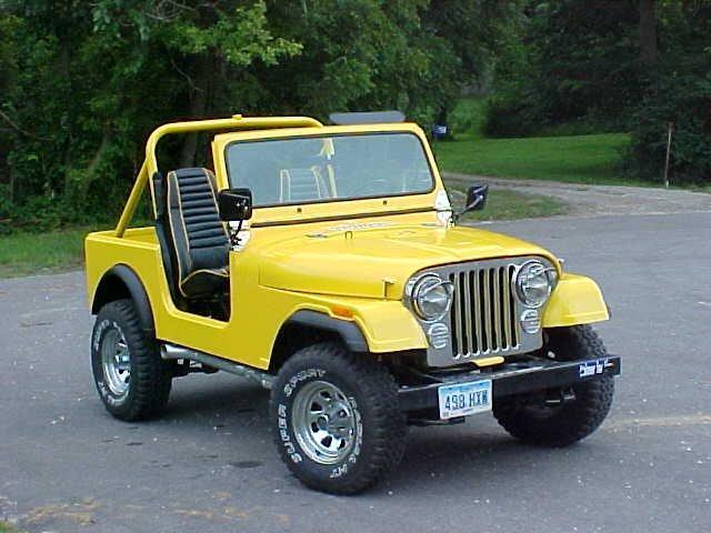Ed R. Jeep