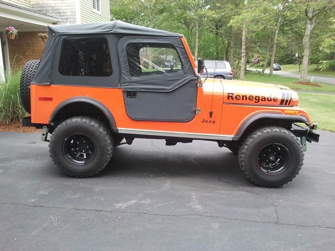Dan W. Jeep