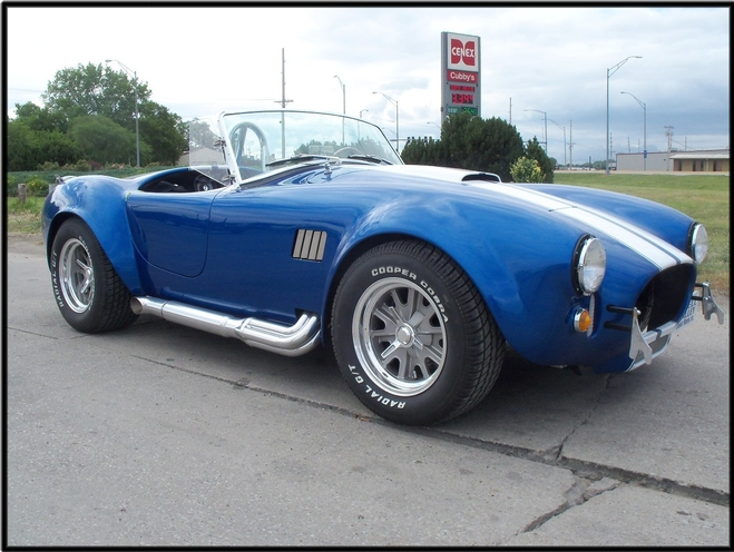Dan R. Cobra Replica