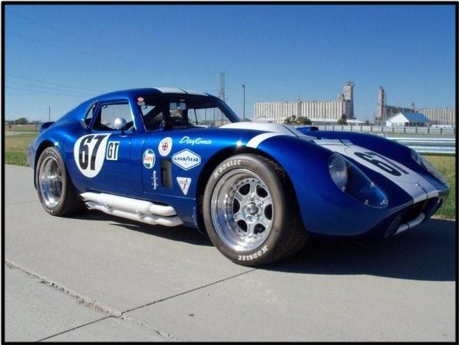 Mahlon M. Daytona Coupe