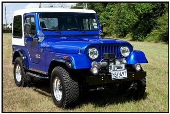 Calvin B. Jeep